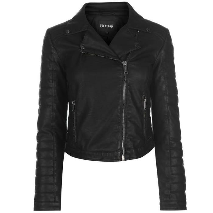 Firetrap biker Jacket