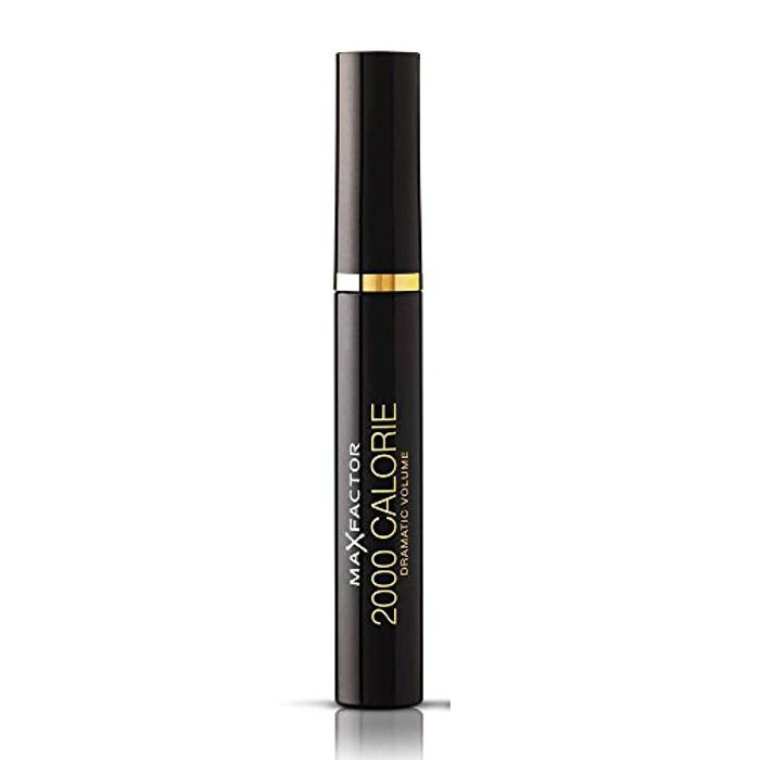 Max Factor 2000 Calorie Dramatic Volume Mascara Smudge Proof, Black, 9 Ml