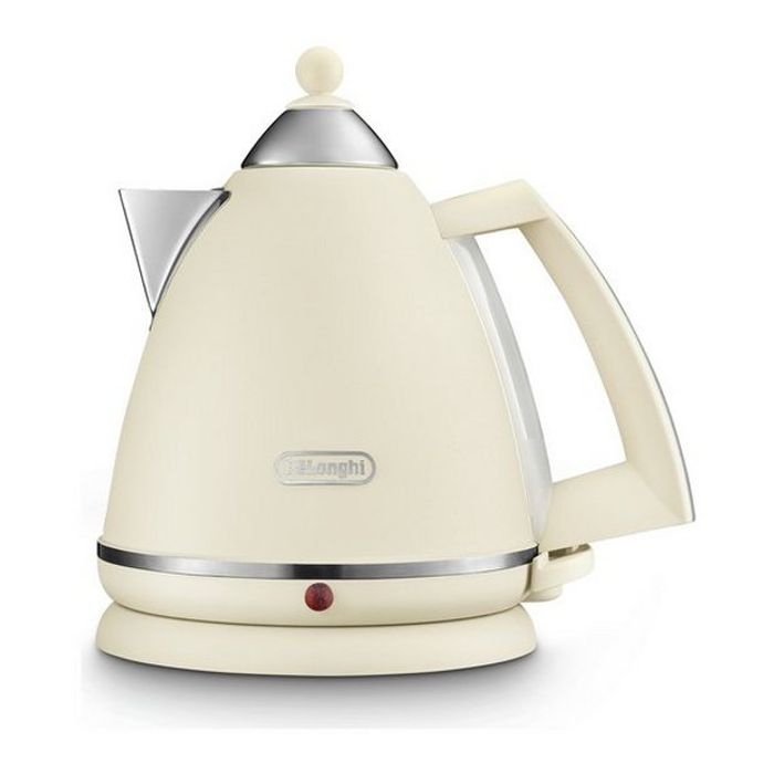 Delonghi Kbx3016bg Argento Flora Kettle Beige 2999 At