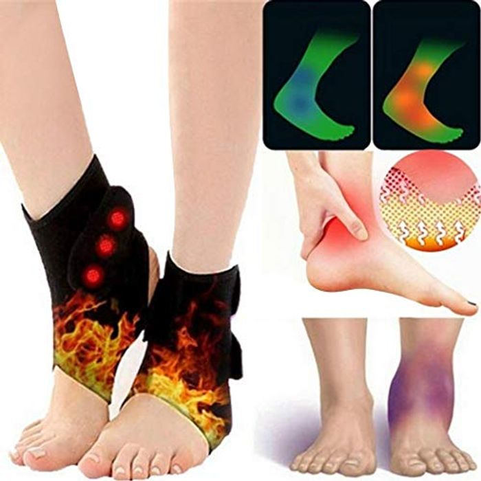 2pcs Self-Heating Ankle Supports