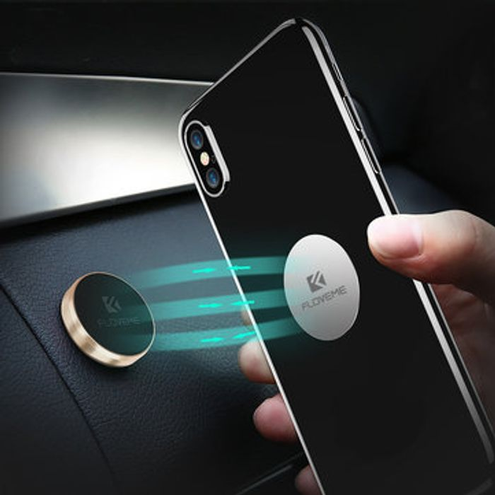 FLOVEME Magnetic Car Phone Holder Multifunctional for Car Dashboard Wall Desk