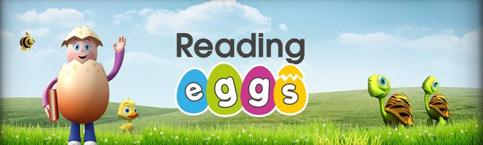 FREE One Month Trial for Reading Eggs