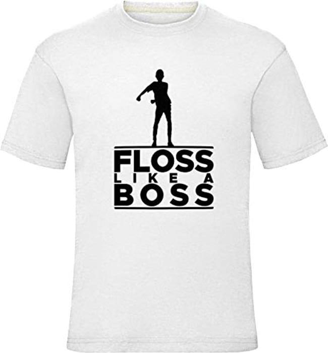 MEGA DEAL! Floss like a Boss T-Shirt - Only £2.80 on Amazon!