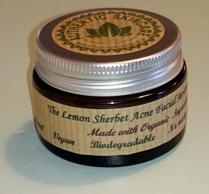 Free Organic Face Cream