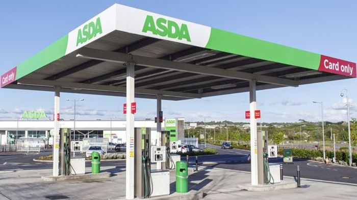 Asda to Cut Petrol Prices to £1.13p from 08/01