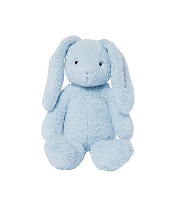 Blue Snugglle Bunny