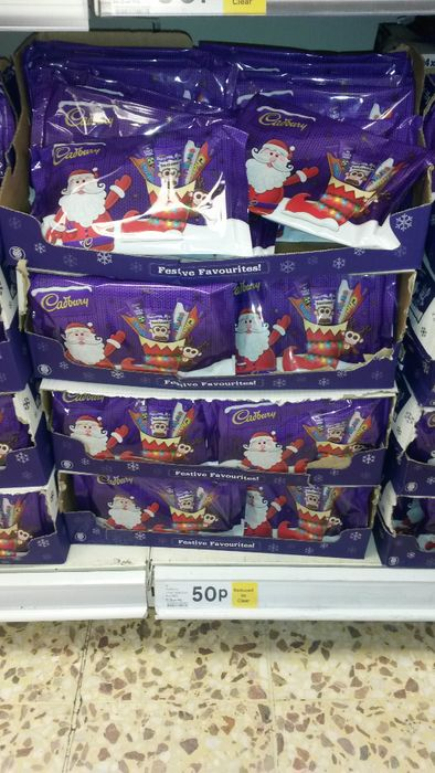 Cadbury Small Selection Box 95g In-Store Only