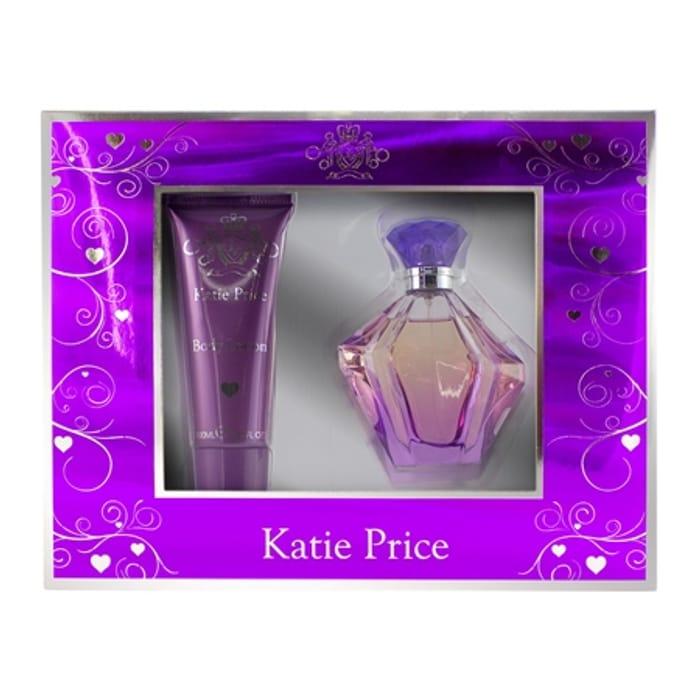 Katie Price Purple Heart Gift Set