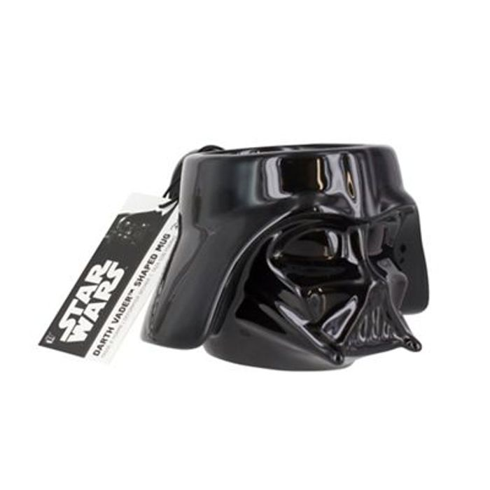 Star Wars - Darth Vader Shaped Mug (Free C&C) with Code