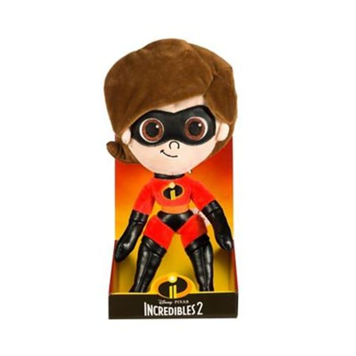 Mrs Incredible Soft Toy - Helen/Elastigirl