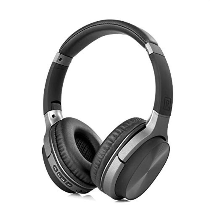 Bluetooth Headphones,Bluetooth 4.2 Over-Ear Hi-Fi Stereo Wired/Wireless