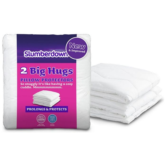 Slumberdown Big Hugs Pillow Protectors