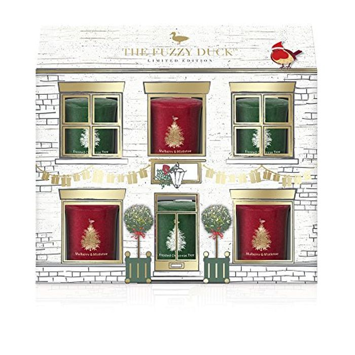 Baylis & Harding Fuzzy Duck Winter Wonderland Ultimate Candle Gift Set