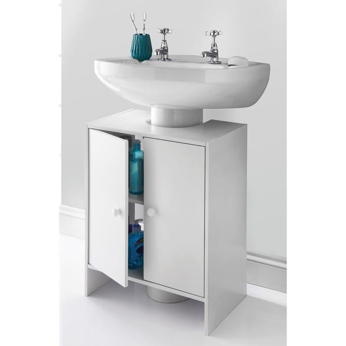 Spaceways Undersink Cabinet - White