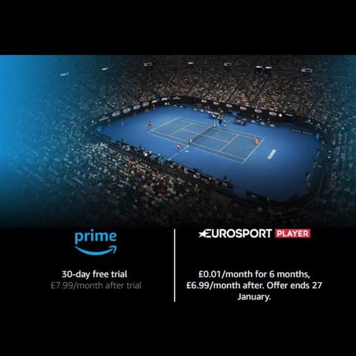 Amazon Prime Eurosport