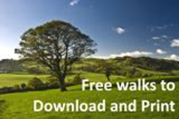 Thousands of FREE Walks in the UK to Download.