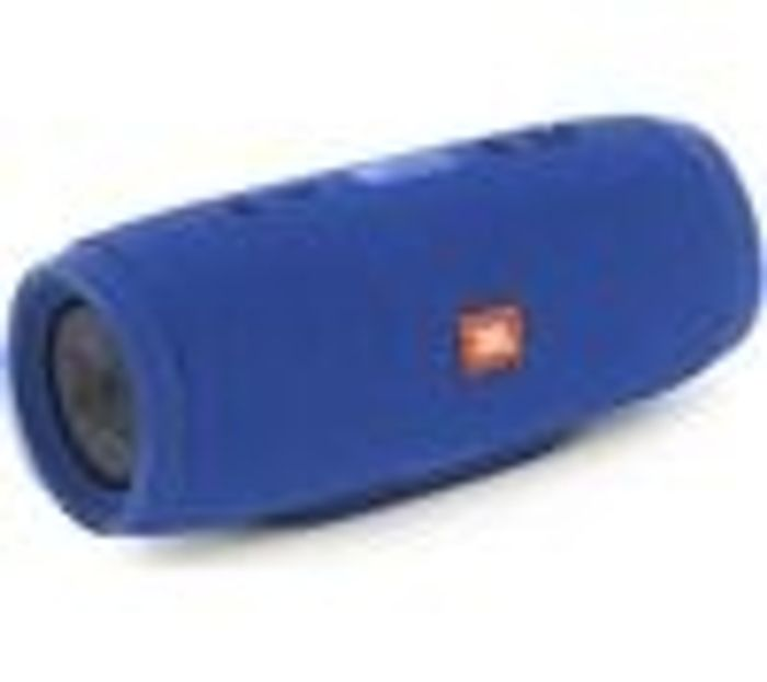 JBL Charge 3 Portable Bluetooth Wireless Speaker - Blue