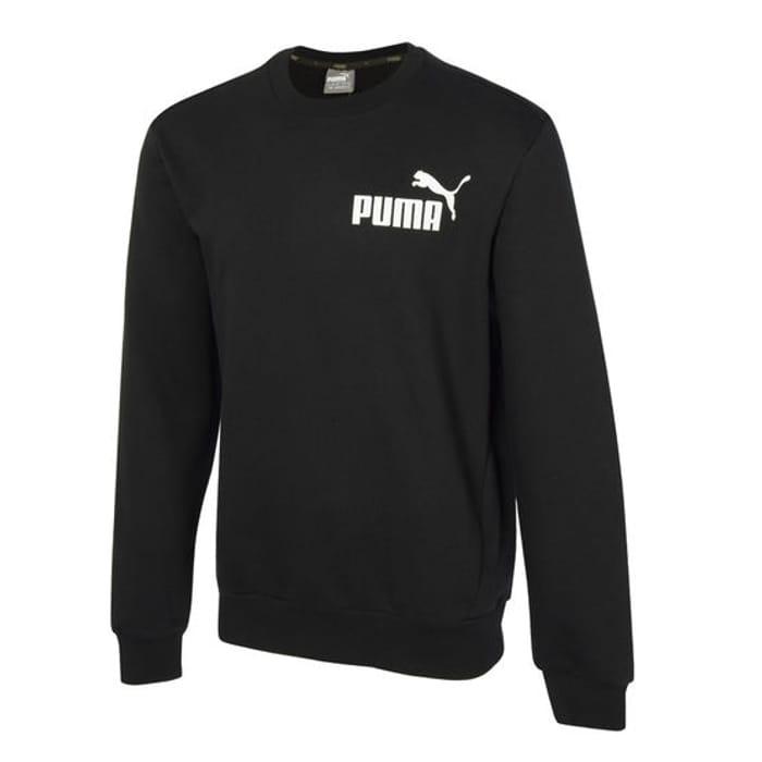 PUMA Mens No1 Logo Sweatshirt Free C&c