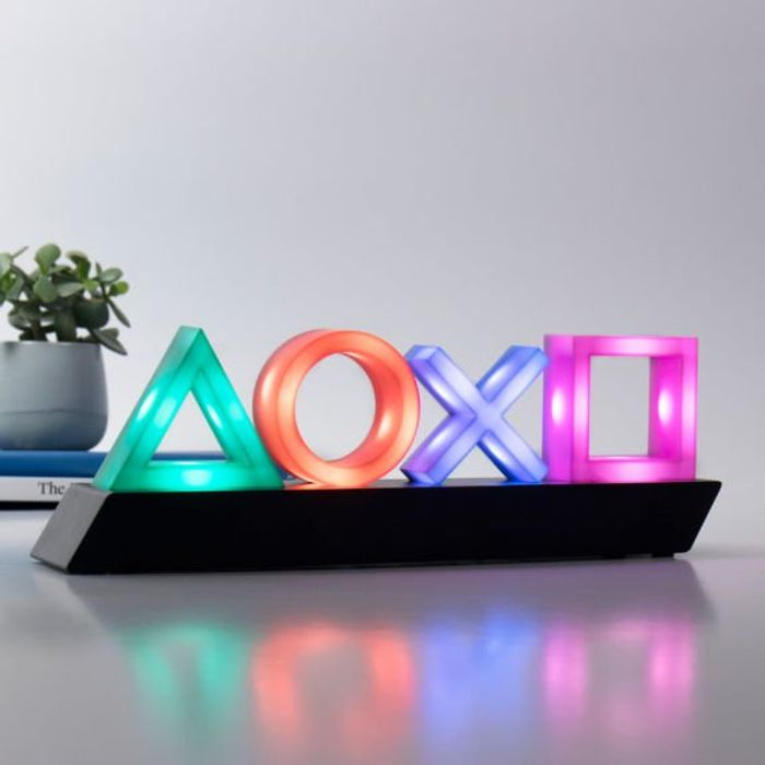 Up to 70% off Sale at Firebox e.g. Playstation Icon Light Was £24.99 Now £14.99
