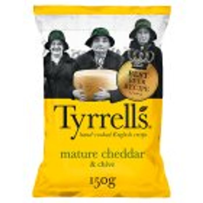Tyrrells Crisps 150g-Any Kind