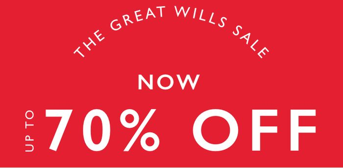 Jack Wills Sale Now up to 70% Off