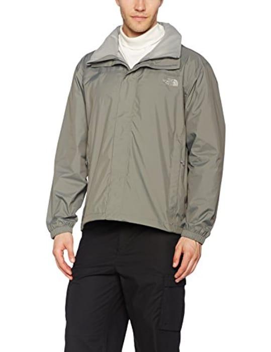 the North Face Waterproof Resolve Men's Outdoor Jacket
