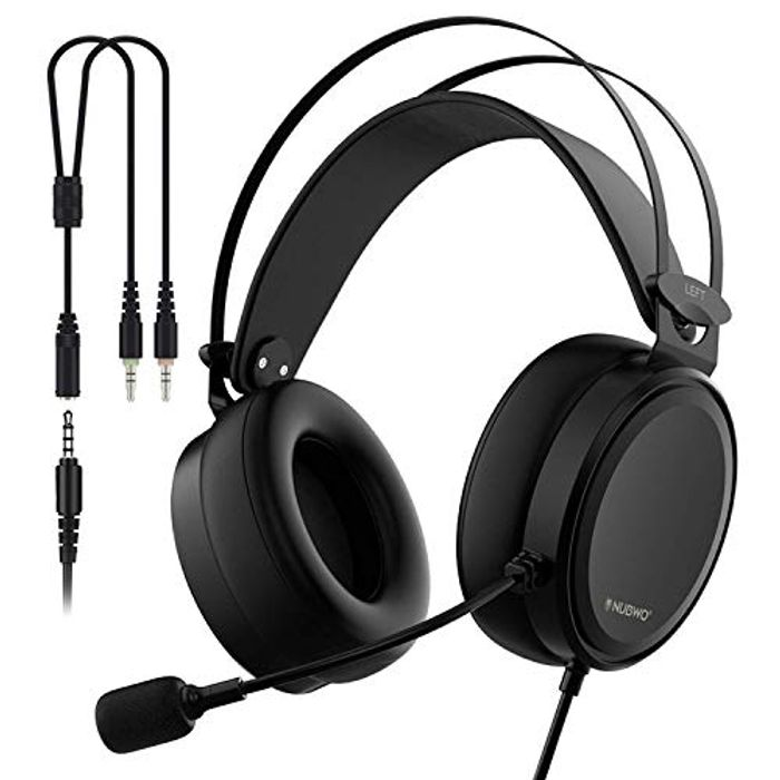 PS4 Gaming Headset,Xbox One Headset with Noise Cancelling Mic