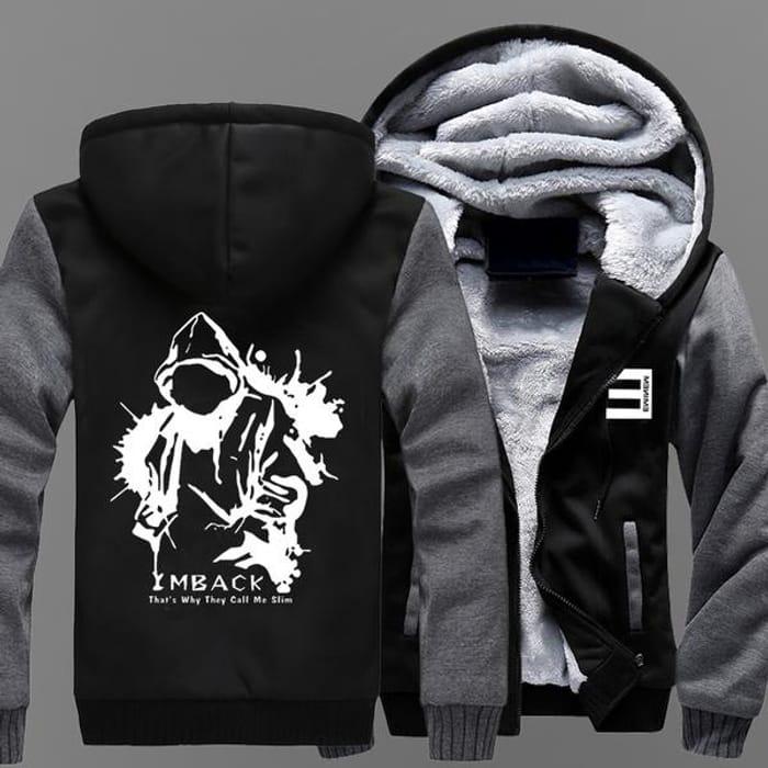 Eminem Autumn Winter Hoodie