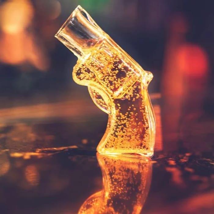 Revolver Shot Glass (4)