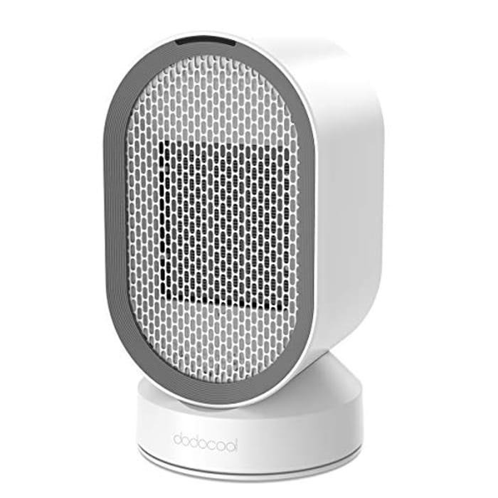 *STACK DEAL* Mini Ceramic Fan Heater