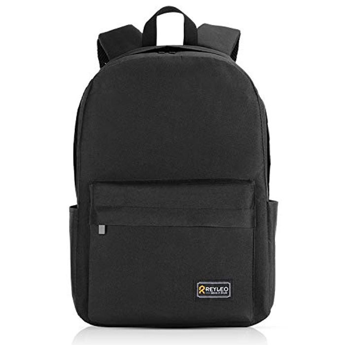 School Backpack for Laptop, Daypack with Luggage Belt and Water Repellent