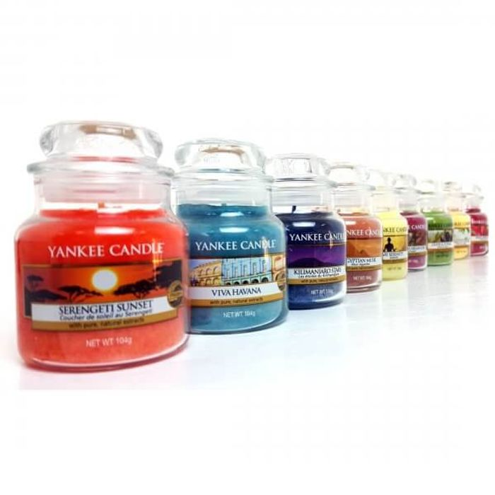Cheap Yankee Candle 6 Assorted Small Jars