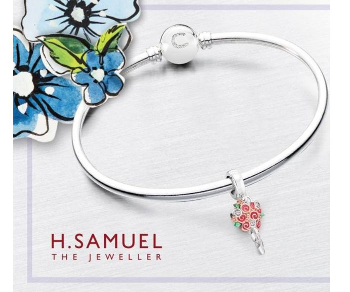 £10 Voucher When You Sign up with Hm Samuel