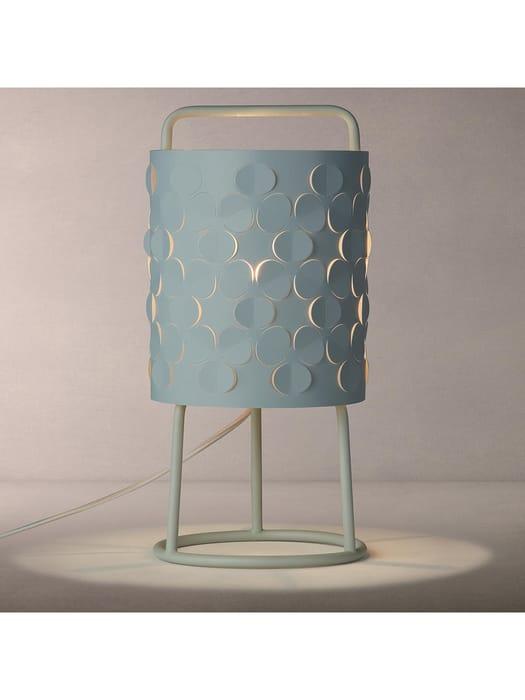 John Lewis Clara Table Lamp, Grey