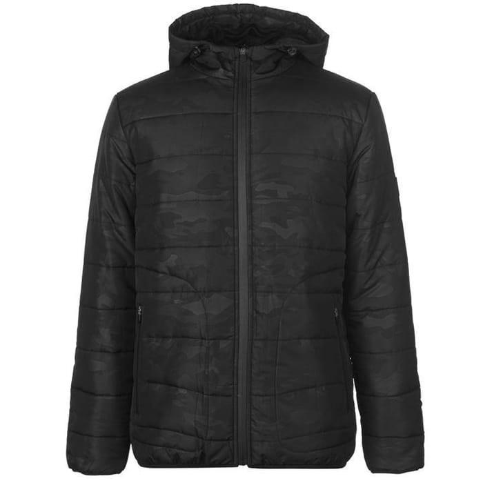 Everlast Camo Padded Jacket Men