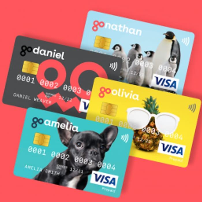 Free Kids Pocket Money Card