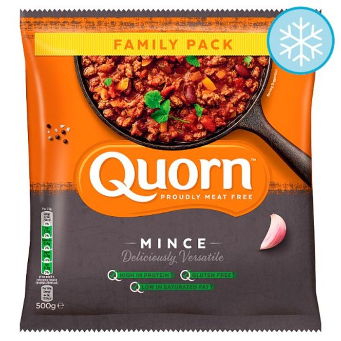 Quorn Mince 500G Better than Half Price