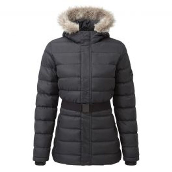Tog24 Storey Womens Long Insulated Jacket