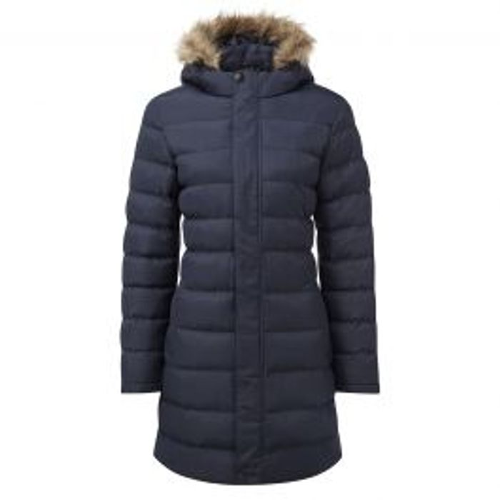 Tog24 Otley Womens Long Insulated Jacket