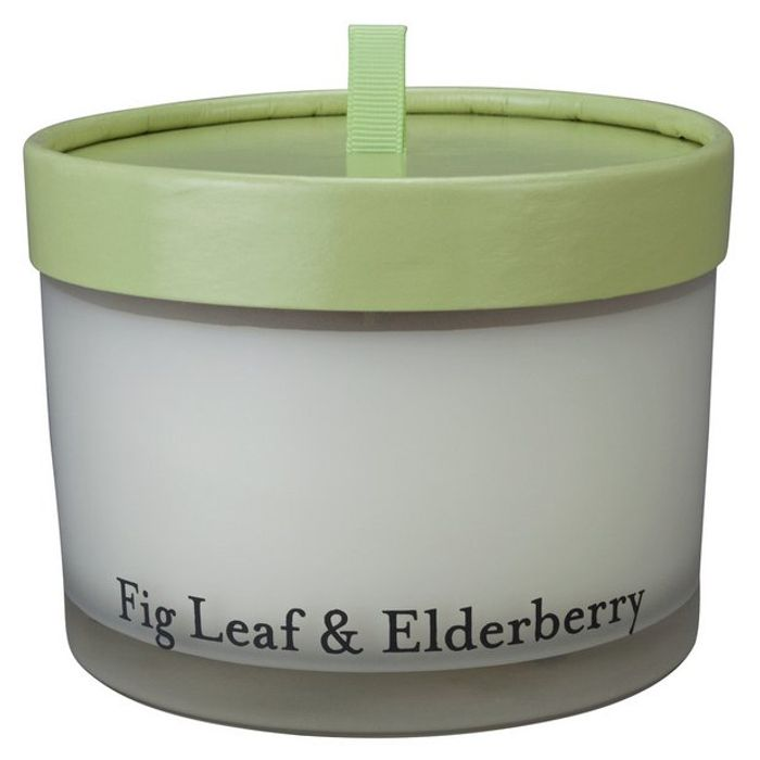 Multiwick Candle - Fig Leaf & Elderberry