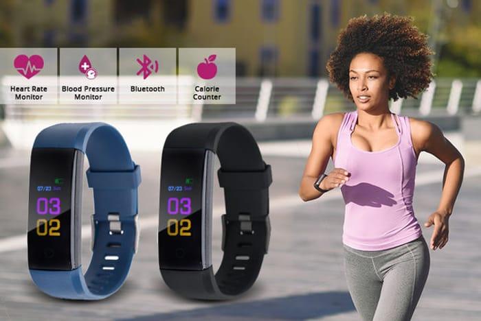 VeryFit Pro Fitness Activity Tracker Smart Watch 2 Colours!