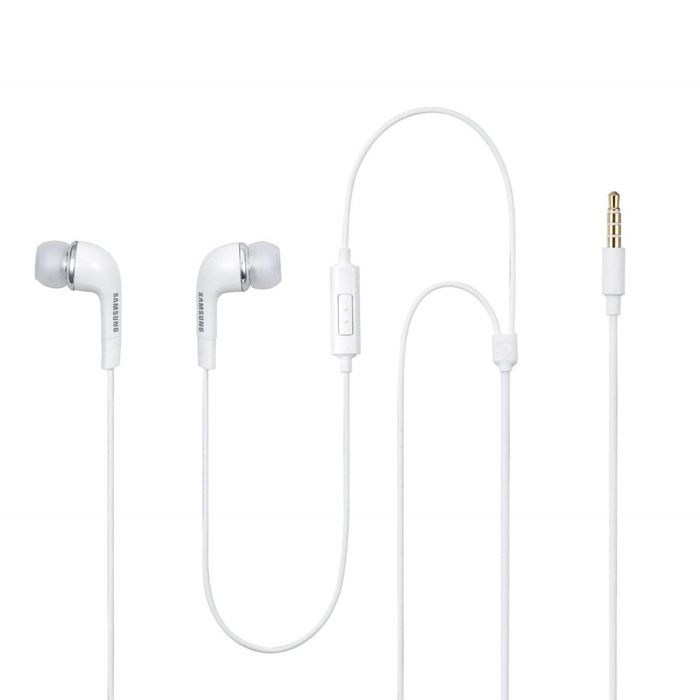 Samsung 3.5 Mm Jack in Ear Stereo Headset with Volume Control