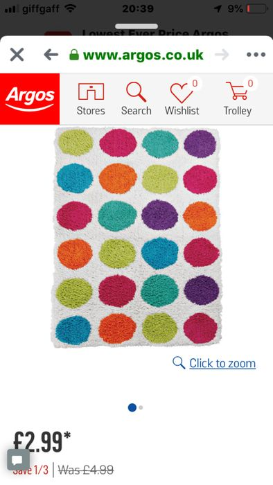 Bath Room Mat