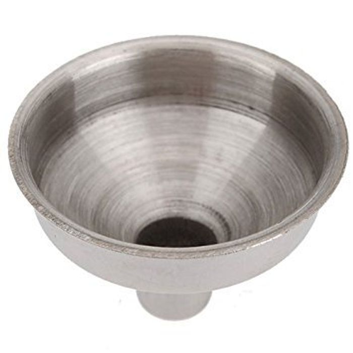 8mm Stainless Steel Funnel for All Hip Flasks