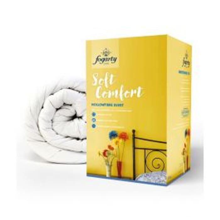 Fogarty Soft Comfort 4.5 Tog Duvet Double