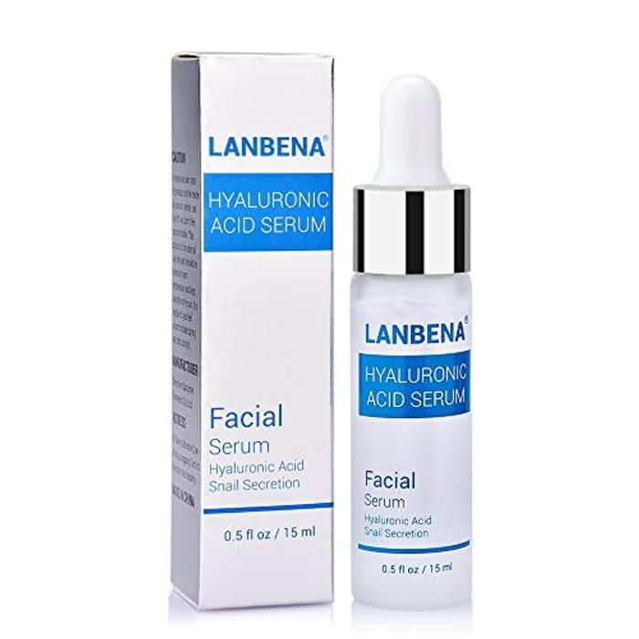 Hyaluronic Acid Serum for Face & Skin