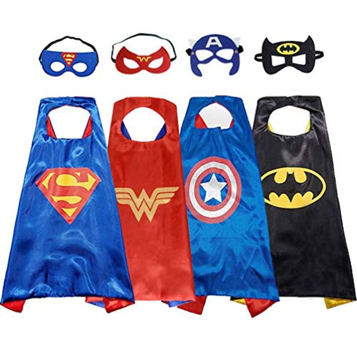 *Deal Stack* Kids Fancy Dress, Superhero Costumes
