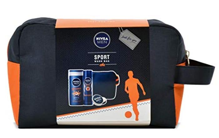 Nivea Men Gift Set, Sport Gift Pack