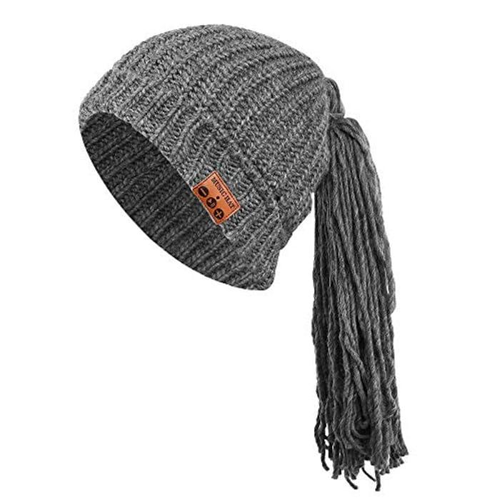 DEAL STACK - Bluetooth Beanie Hat
