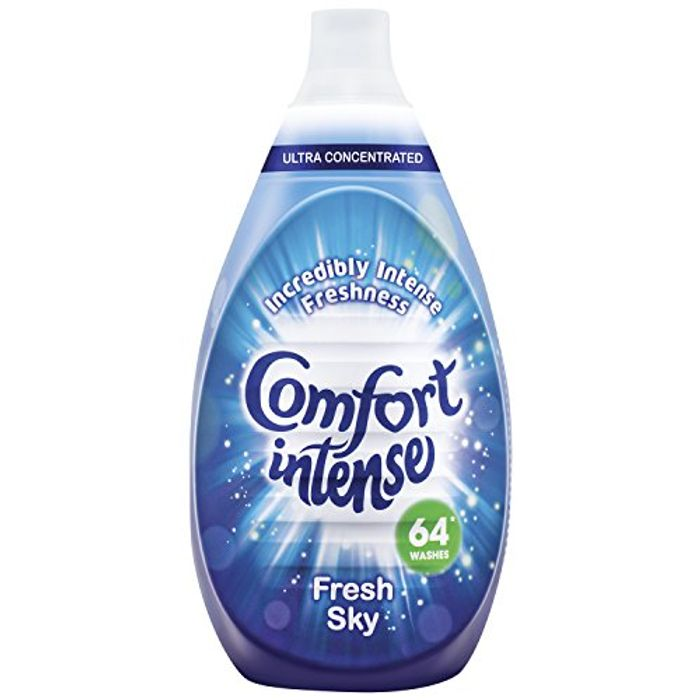7 Bottles of Comfort Fabric Conditioner for £9.70